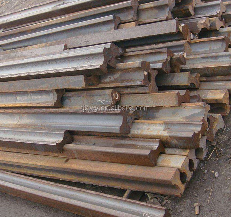 UIC860 Standard UIC54/UIC60 Steel Rail for Railway Rail Track from China