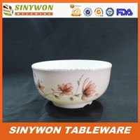 Melamine Plastic Type and CE / EU,EEC,FDA,SGS Certification Melamine Bowl