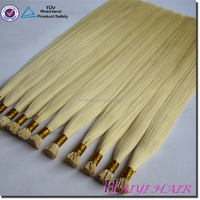 Alli Express Cheap Raw Human Hair 100% Unprocessed Ombre Hair I Tip Hair