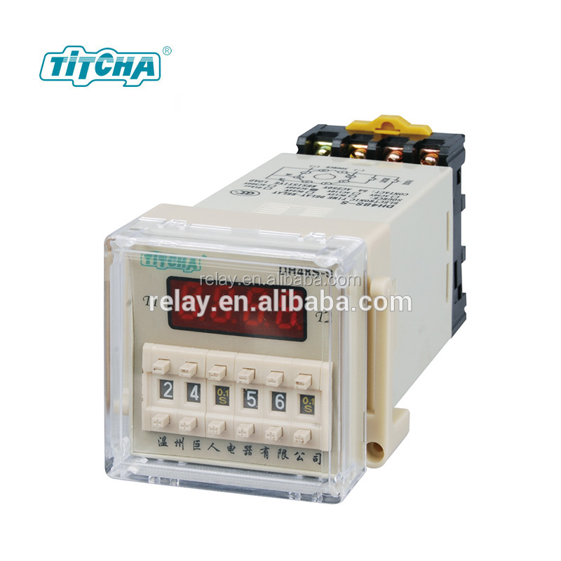 Repeat cycle operation type high grade programmable time switch for promotion