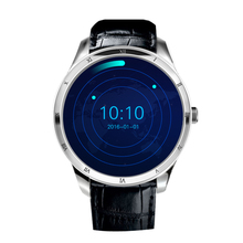 Factory Supply Original Finow SmartWatch Bluetooth 3g android 4.0 MTK6580 watch phone For IOS Android Touch Screen WristWatch Q5