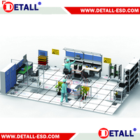 electronic esd safe workbench made of durable material