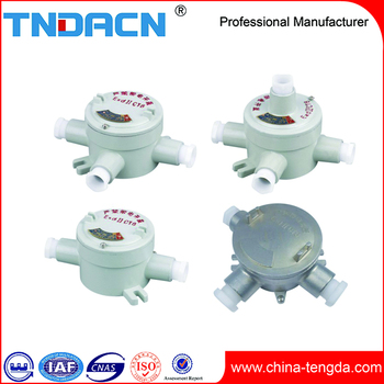 IP65 factory price exd wire connector box