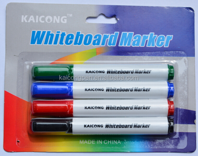 promotional erasable low price high quality whiteboard marked