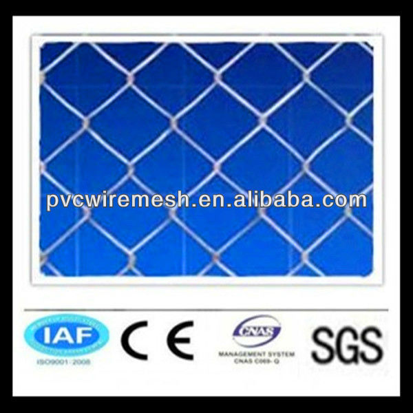 Reliable plastic diamond mesh fence