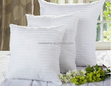 Goose Feather Square Pillow