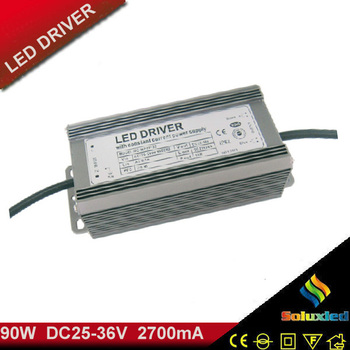 ip67 waterproof led driver 90w