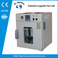 perspiration test oven for color fastness testing