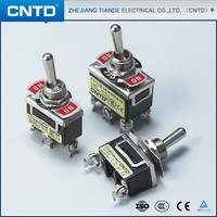 CNTD High Demand Products 4 Position Din Rail Mounted Toggle Switch