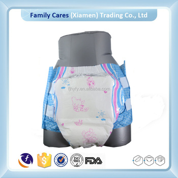 wholesale high absorption abdl adult diaper pants manufacturer in China