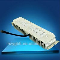 High lumens led lens for street light module