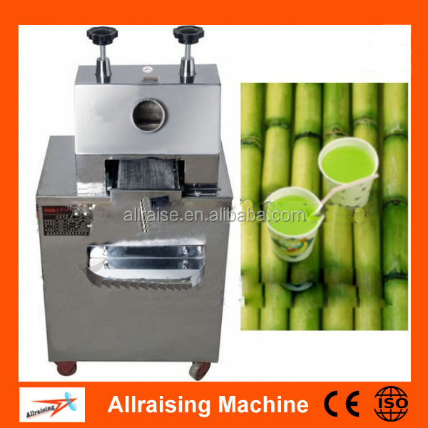 Commercial Electronic Sugar Cane Juice Machine