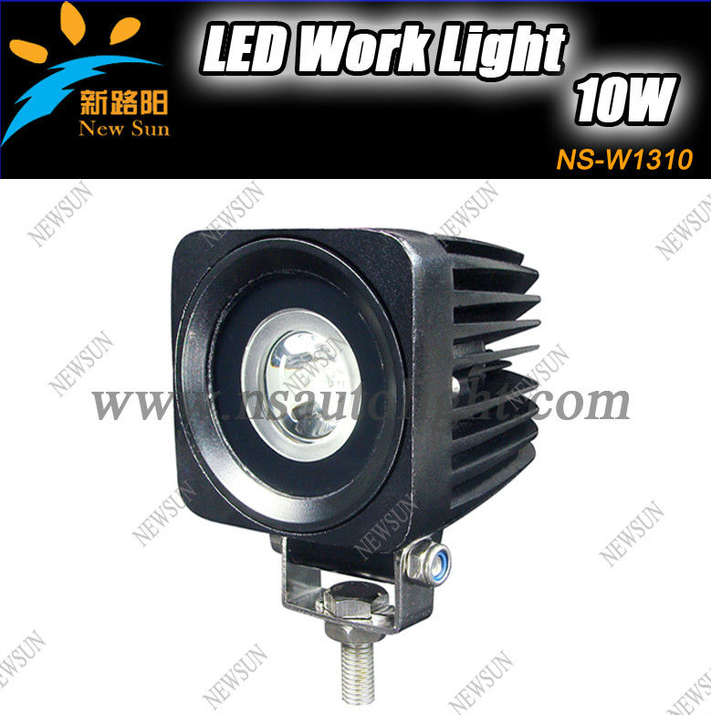 2013 Newest 10W Auto C REE Led Work Light/ Led Work Lamp for ATV, SUV, Truck, Offroad Led Fog Light