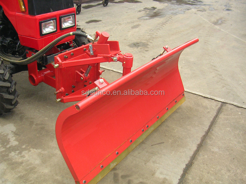 Low price!! tractor front mounted snow blades