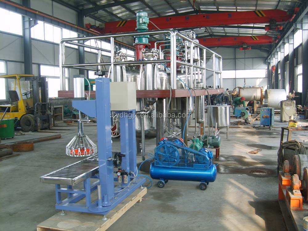 Complete Aerol Paint Making Line Manufacturer
