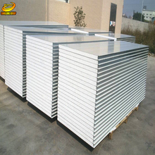 Eps sandwich wall roof panel steel the prefab house