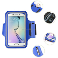 Sports Gym Smartphone ArmBand Case Cover Holder for Note 3/4, for Galaxy S6 Armband