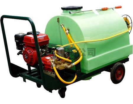 300L capacity Trolley Type Garden Gasoline Power Sprayer (CY-300T)