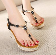 up-0467r Lady beach sandals nice design flip flop sandals shoes women