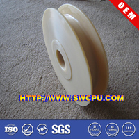 Custom nylon cord pulley for blinds