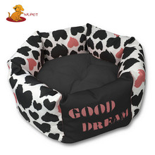Quality-Assured Sell Well Colorful China Pet Product Plush Pet Dog Sofa Bed