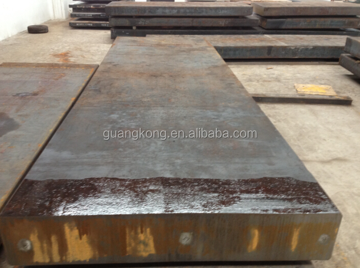 Big Stock of 1.2738 / 1.2311 / 1.2312 / P20 Plastic Mould Steel Forged Blocks