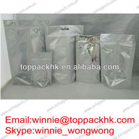 2013 new products transparent packing bags