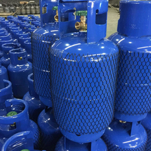 Seamless steel lpg cylinder gas