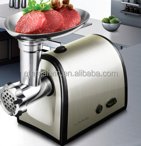 Portable Household use stainless steel electric meat grinder