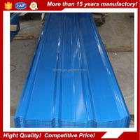 Color Coated Steel sheet/Pre Painted Galvanized Steel sheet/Color Coated Corrugated Metal House Roofing Sheet