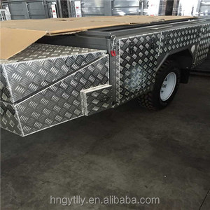 Aluminium/ Aluminum 5 Bar Checkered Sheet/Plate 5052