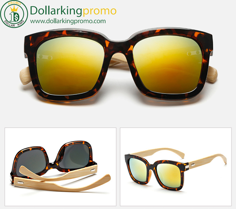 2017 Bamboo Custom Shades Eyewear Sunglasses Women