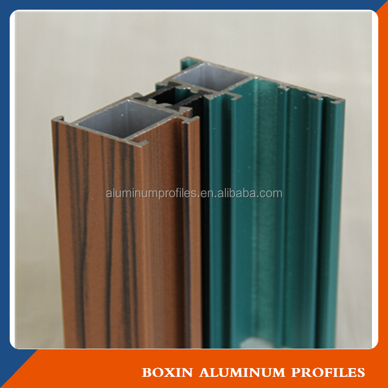 Aluminium Window Extrusion Profile