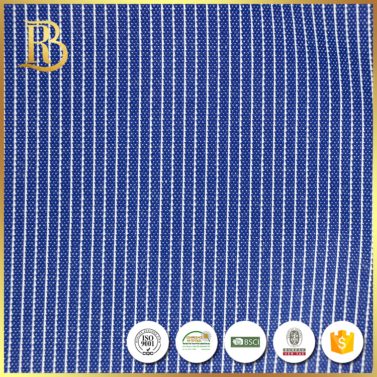 Good quality Home Textile Yarn Dyed Custom Made Woven Fabric