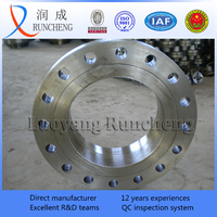 forged steel ansi b16.5 flat face blind flange