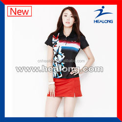 100% polyester/spandex tennis dress ,black tennis shorts in 2014