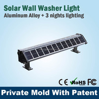 home used new design wall mounted solar flood light with great price