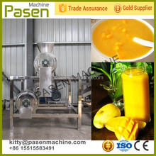 New invention Fruit pulping machine | Pulp extractor machine | Fruit vegetable puree machine