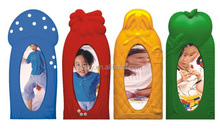 Kids fruit distorting mirror for kids