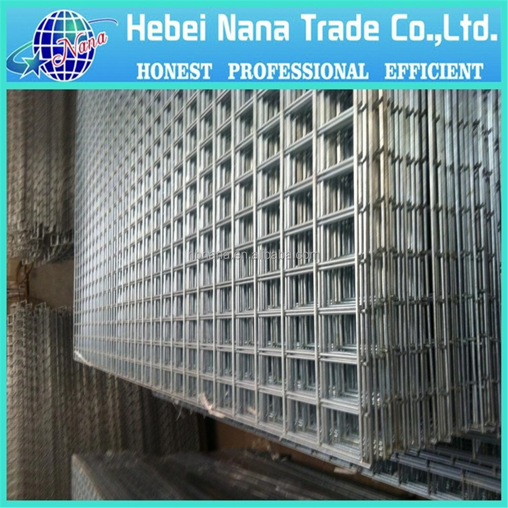 Cheap Heavy Duty 10 Gauge PVC Galvanized Welded Wire Mesh