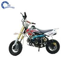 China factory price 125cc gas dirt bike for sale