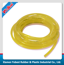 Low Pressure Clear Flexible PVC Tubing Heavy Duty UV Chemical Resistant oil PVC pipe