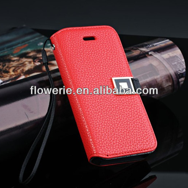 FL2756 2013 China new product cheap full body pu leather cell mobile phone case for iphone 5s