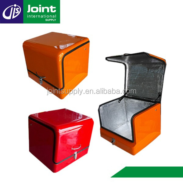 44L Motorcycle Food Delivery Box Motorcycle Pizza Box Fiberglass Motorcycle Box