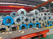 Cold Rolled Galvalume Steel Coil FS Type A