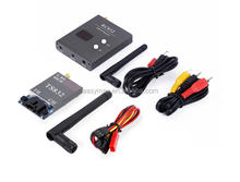 Boscam 5.8G 600mW Wireless AV FPV video Transmitter receiver hdmi TS832 plus Receiver RC832 Modules Audio Video