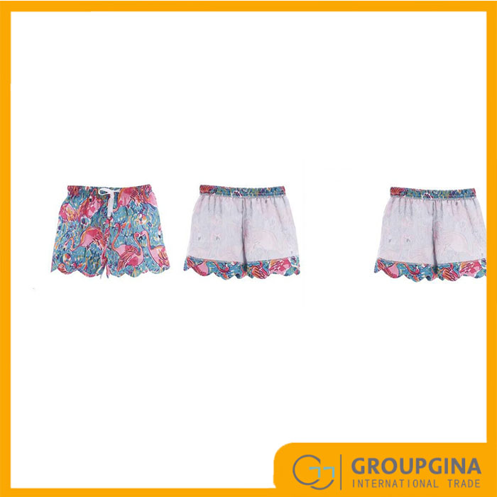 Wholesale New Design Personalized Lovely Kids Lilly Shorts