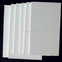 4x8 white PVC foam sheets