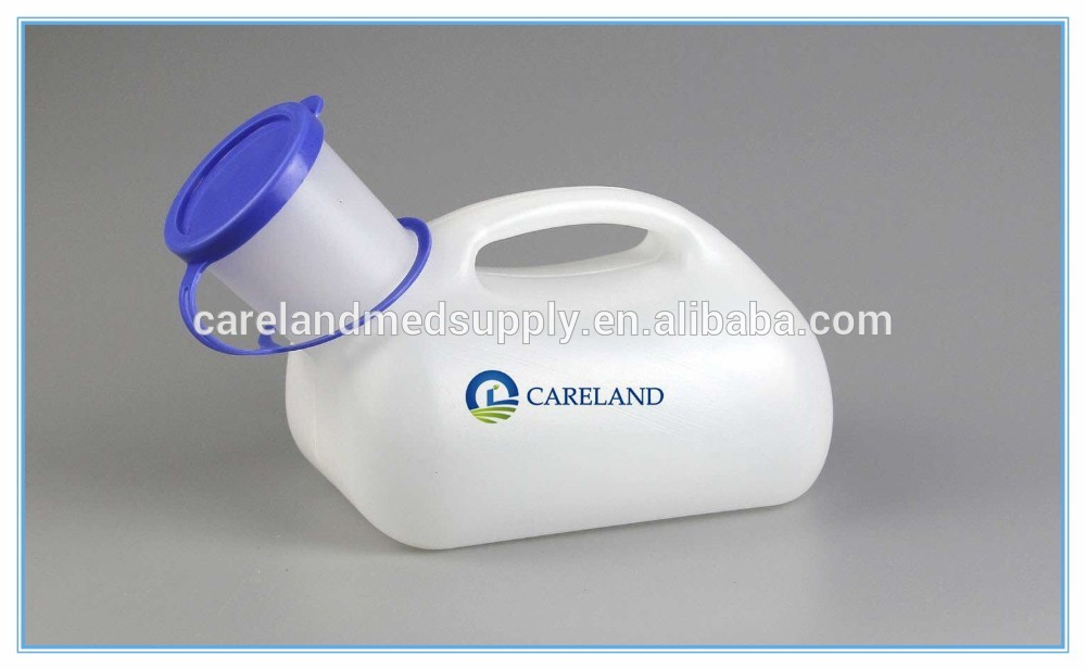 hospital medical patient bed Femal bedpan chamber pot urine male urinal container