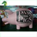Hot Sale Giant Advertising Pink Inflatable Pig Model For Promotion